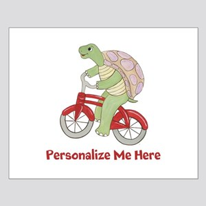 Personalized Bicycle Small Poster