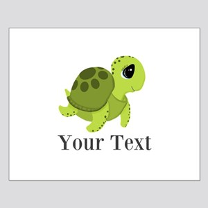 Personalizable Sea Turtle Posters