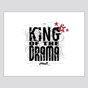 King of the Drama Small Poster