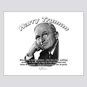 Harry Truman 03 Small Poster