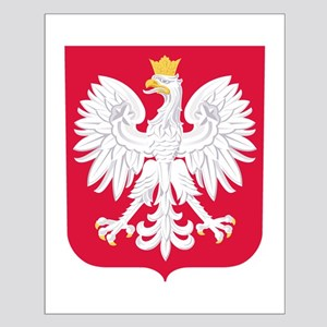 Poland Coat of Arms Small Poster