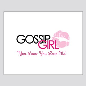 Gossip Girl Small Poster