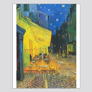 Van Gogh Cafe Terrace at Night Posters