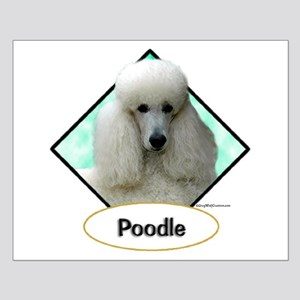 Poodle 4 Small Poster