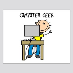 Computer Geek Small Poster