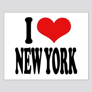 I * New York Small Poster