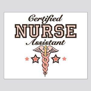 Certified Nurse Assistant Small Poster