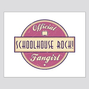 Official Schoolhouse Rock! Fangirl Small Poster