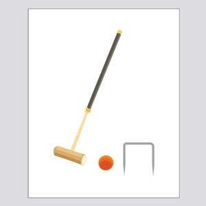 Croquet Posters