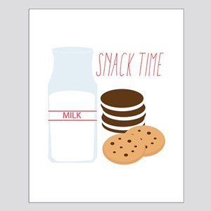 Snack Time Posters