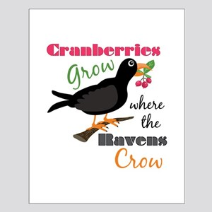 Cranberries Grow Posters
