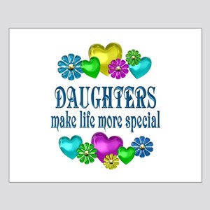 Daughters More Special Small Poster