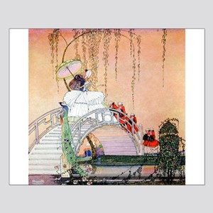 Kay Nielsen - Moon Bridge in the Chin Small Poster