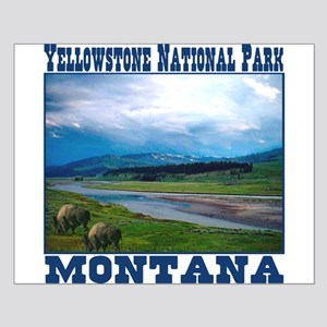 Yellowstone National Park Small Poster