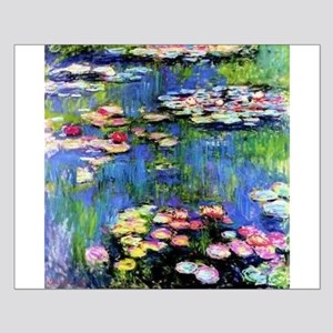 MONET WATERLILLIES Small Poster
