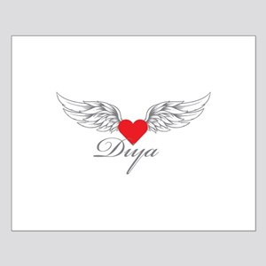 Angel Wings Diya Posters