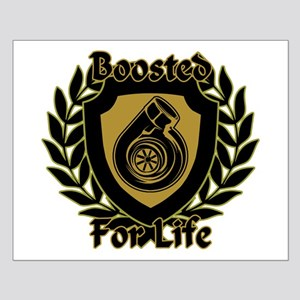 Boosted For Life Small Poster