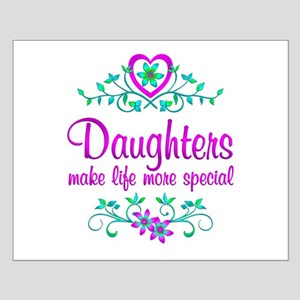 Special Daughter Small Poster