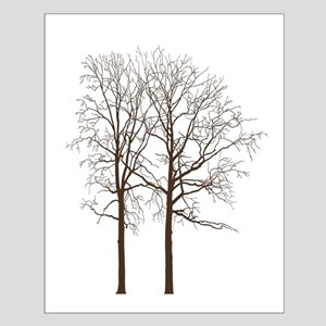 Brown Trees Posters
