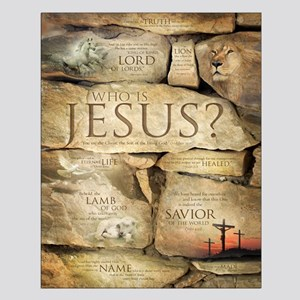 Small poster - Names of Jesus Christ