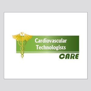 Cardiovascular Technologists Care Small Poster