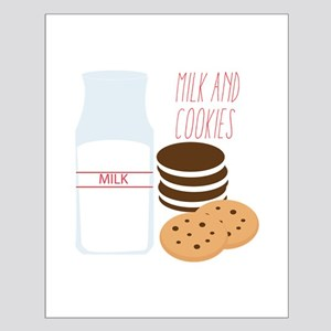 Milk and Cookies Posters