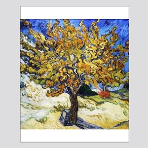Van Gogh Mulberry Tree Small Poster