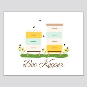 Bee Keeper Boxes Posters