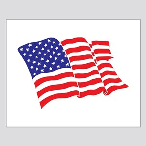 American Flag/USA Small Poster