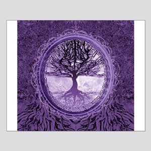 Tree of Life in Purple Posters