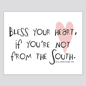 Bless your Heart Small Poster