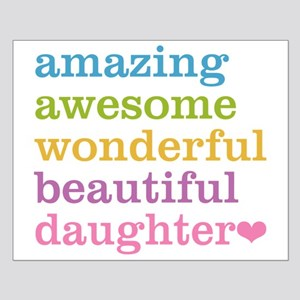 Amazing Daughter Small Poster