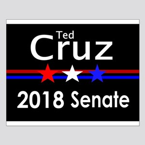 Ted Cruz Senate 2018 Small Poster
