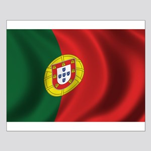 Flag of Portugal Small Poster