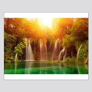 Beautiful Waterfalls Posters