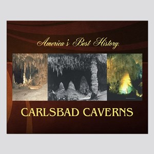 Carlsbad Caverns Americasbesthistory. Small Poster