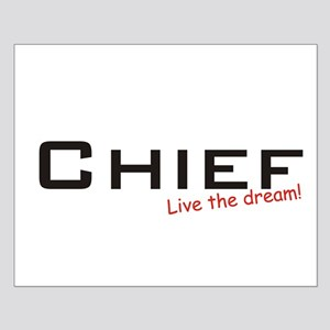 Chief / Dream! Small Poster