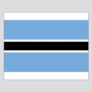 Flag of Botswana Small Poster