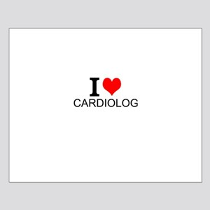 I Love Cardiology Posters