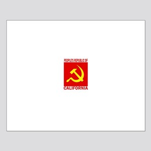 People's Republic of Californ Small Poster