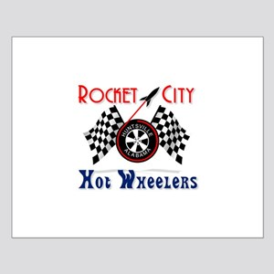 Rocket City Hot Wheelers Posters