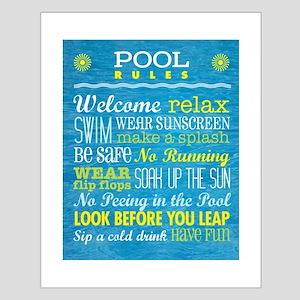 Swimming Pool Wall Art - CafePress