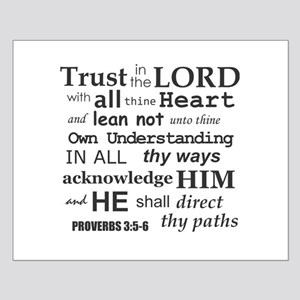 Bible Verse Posters - CafePress