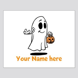 Personalized Halloween Small Poster