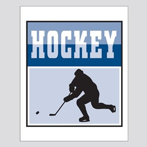 Funny Hockey Rules Posters - CafePress