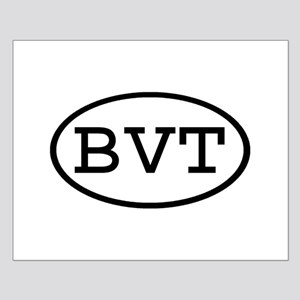 BVT Oval Small Poster
