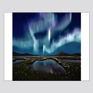 Northern Lights Small Poster