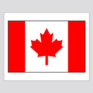 Canadian Flag Small Poster
