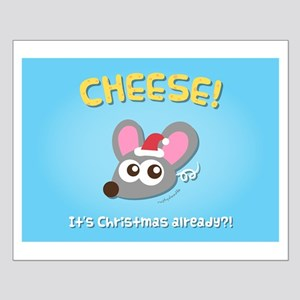 Christmas Cheese Puns.Cheese Puns Wall Art Cafepress
