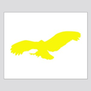 Eagle Outline Wall Art - CafePress